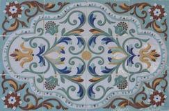 Εκλεκτής ποιότητας ρωσικά κεραμίδια τέχνης Στοκ Εικόνες