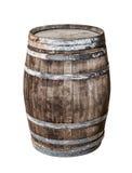 Εκλεκτής ποιότητας δρύινο βαρέλι Στοκ Εικόνες