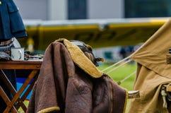 Εκλεκτής ποιότητας σακάκι πτήσης Στοκ Εικόνα
