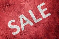 Εκλεκτής ποιότητας σημάδι πώλησης αναδρομικό ύφος Στοκ Εικόνες