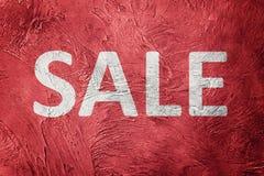 Εκλεκτής ποιότητας σημάδι πώλησης αναδρομικό ύφος Στοκ φωτογραφία με δικαίωμα ελεύθερης χρήσης