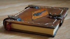 Εκλεκτής ποιότητας σημειωματάριο Στοκ εικόνες με δικαίωμα ελεύθερης χρήσης
