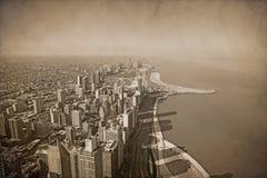 Εκλεκτής ποιότητας Σικάγο στοκ φωτογραφίες