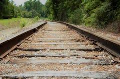 Εκλεκτής ποιότητας σιδηρόδρομος Στοκ φωτογραφία με δικαίωμα ελεύθερης χρήσης