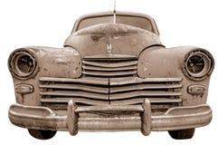 Εκλεκτής ποιότητας σοβιετικό αυτοκινητικό Pobeda Στοκ φωτογραφία με δικαίωμα ελεύθερης χρήσης
