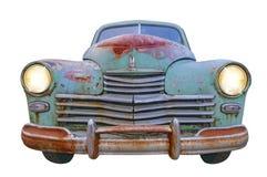Εκλεκτής ποιότητας σοβιετικό αυτοκινητικό Pobeda Στοκ Φωτογραφίες