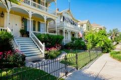 Εκλεκτής ποιότητας σπίτια στοκ φωτογραφία