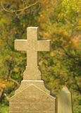 Εκλεκτής ποιότητας σταυρός Στοκ Εικόνα