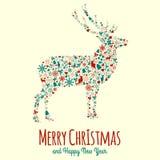 Εκλεκτής ποιότητας στοιχεία Χριστουγέννων Στοκ φωτογραφία με δικαίωμα ελεύθερης χρήσης