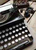 Εκλεκτής ποιότητας συγγραφέας από το 1920 το s τύπων Στοκ Εικόνες