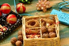 Εκλεκτής ποιότητας συλλογή Χαρούμενα Χριστούγεννας Στοκ εικόνες με δικαίωμα ελεύθερης χρήσης
