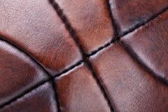 Εκλεκτής ποιότητας σφαίρα καλαθιών Στοκ εικόνες με δικαίωμα ελεύθερης χρήσης
