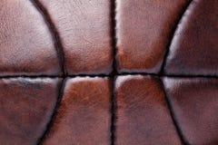 Εκλεκτής ποιότητας σφαίρα καλαθιών Στοκ Φωτογραφίες