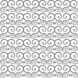 Εκλεκτής ποιότητας σχέδιο σε ένα άσπρο υπόβαθρο Στοκ Εικόνες