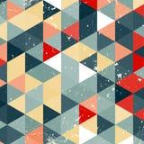 Εκλεκτής ποιότητας σχέδιο τριγώνων Γεωμετρικό αναδρομικό υπόβαθρο hipster με τη θέση για το κείμενό σας αναδρομικό τρίγωνο ανασκό Στοκ εικόνα με δικαίωμα ελεύθερης χρήσης