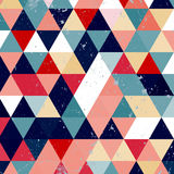 Εκλεκτής ποιότητας σχέδιο τριγώνων Γεωμετρικό αναδρομικό υπόβαθρο hipster με τη θέση για το κείμενό σας αναδρομικό τρίγωνο ανασκό Στοκ φωτογραφίες με δικαίωμα ελεύθερης χρήσης