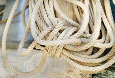 Εκλεκτής ποιότητας σχοινί Στοκ φωτογραφία με δικαίωμα ελεύθερης χρήσης