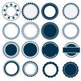 Εκλεκτής ποιότητας σύνολο λογότυπων  Στοκ Φωτογραφίες