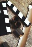 Εκλεκτής ποιότητας ταινία Στοκ φωτογραφία με δικαίωμα ελεύθερης χρήσης