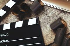 Εκλεκτής ποιότητας ταινία Στοκ Εικόνες