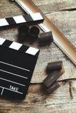 Εκλεκτής ποιότητας ταινία Στοκ Φωτογραφία