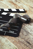 Εκλεκτής ποιότητας ταινία Στοκ εικόνες με δικαίωμα ελεύθερης χρήσης