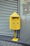 Εκλεκτής ποιότητας ταχυδρομική θυρίδα στη Ιστανμπούλ Στοκ Εικόνες