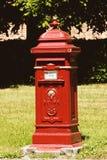 Εκλεκτής ποιότητας ταχυδρομικό κουτί Στοκ Φωτογραφίες