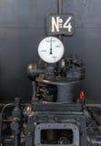 Εκλεκτής ποιότητας ταχύμετρο Στοκ φωτογραφία με δικαίωμα ελεύθερης χρήσης