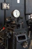 Εκλεκτής ποιότητας ταχύμετρο Στοκ εικόνες με δικαίωμα ελεύθερης χρήσης