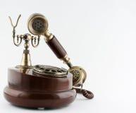 Εκλεκτής ποιότητας τηλέφωνο Στοκ Εικόνες