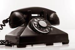 Εκλεκτής ποιότητας τηλέφωνο Στοκ εικόνα με δικαίωμα ελεύθερης χρήσης
