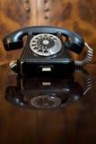 Εκλεκτής ποιότητας τηλέφωνο στοκ φωτογραφίες