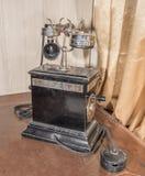 Εκλεκτής ποιότητας τηλεφωνικός πίνακας, 1920 Στοκ Φωτογραφία