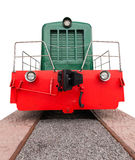 Εκλεκτής ποιότητας τραίνο Στοκ Φωτογραφία