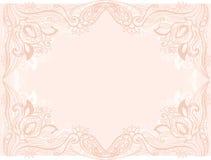 Floral πλαίσιο Στοκ Φωτογραφίες