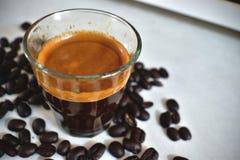 Εκλεκτής ποιότητας τόνος χρώματος Espresso Στοκ φωτογραφία με δικαίωμα ελεύθερης χρήσης
