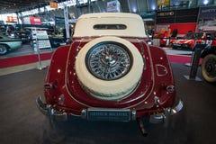 Εκλεκτής ποιότητας τύπος 320 (W142) καμπριολέ Α, 1938 της Mercedes-Benz αυτοκινήτων Στοκ φωτογραφία με δικαίωμα ελεύθερης χρήσης