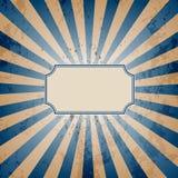 Εκλεκτής ποιότητας υπόβαθρο ηλιοφάνειας Στοκ Εικόνες