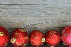 Εκλεκτής ποιότητας υπόβαθρο Χριστουγέννων Στοκ εικόνα με δικαίωμα ελεύθερης χρήσης