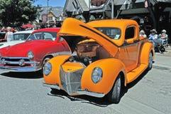 Εκλεκτής ποιότητας φορτηγό της Ford Στοκ Εικόνες