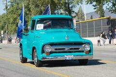 Εκλεκτής ποιότητας φορτηγό της Ford Fordomatic Στοκ Φωτογραφίες