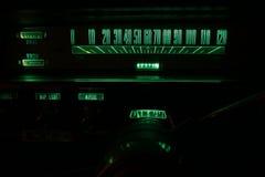 Εκλεκτής ποιότητας φως ταμπλό αυτοκινήτων Στοκ Εικόνες
