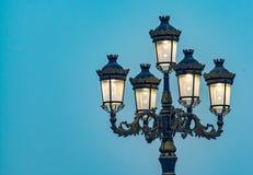 Εκλεκτής ποιότητας φωτεινός σηματοδότης Στοκ φωτογραφία με δικαίωμα ελεύθερης χρήσης