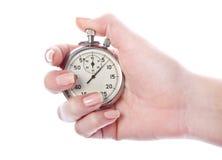 Εκλεκτής ποιότητας χρονόμετρο με διακόπτη αθλητικών χρονομέτρων Στοκ Φωτογραφία