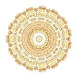 Εκλεκτής ποιότητας χρυσό σχέδιο Στοκ εικόνες με δικαίωμα ελεύθερης χρήσης