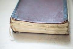 Εκλεκτής ποιότητας, antiquarian παλαιό βιβλίο Στοκ φωτογραφία με δικαίωμα ελεύθερης χρήσης