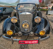 Εκλεκτής ποιότητας Benz Mesedes αυτοκίνητο παλαιό Στοκ Εικόνες