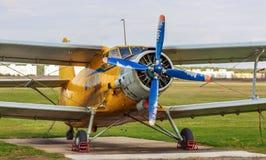Εκλεκτής ποιότητας biplane Στοκ φωτογραφίες με δικαίωμα ελεύθερης χρήσης
