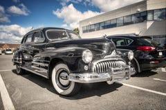 Εκλεκτής ποιότητας Buick οκτώ αυτοκίνητο Στοκ Φωτογραφία